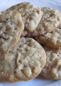 クッキー(アメリカンレシピ)