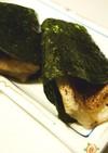 焦がし醤油のシャリシャリ餅byフライパン
