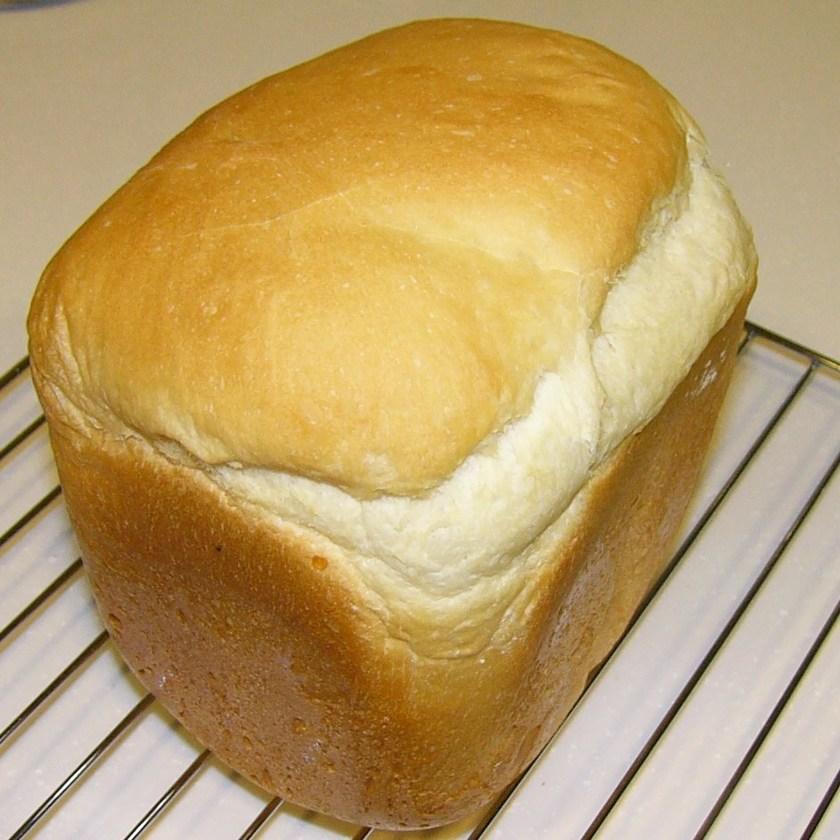 HBタイマーで☀朝のふわふわソフト食パン