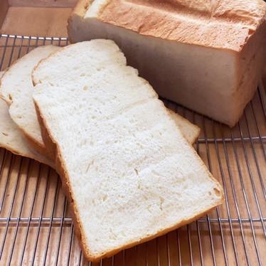 たっぷりミルク食パン☆HB