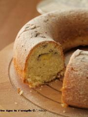 ふんわり♪バナナバターケーキ。の写真