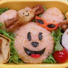 かぼちゃミッキー(ハロウィン☆)