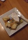 食パンのミミのラスク