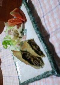 ガッツリ★焼肉春巻き