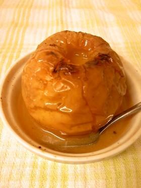 余ったリンゴで♪♪絶品とろとろ焼きリンゴ