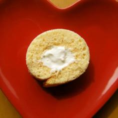 ふわふわ*米粉のロールケーキ*