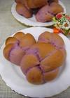 ✿~紫芋パン~✿