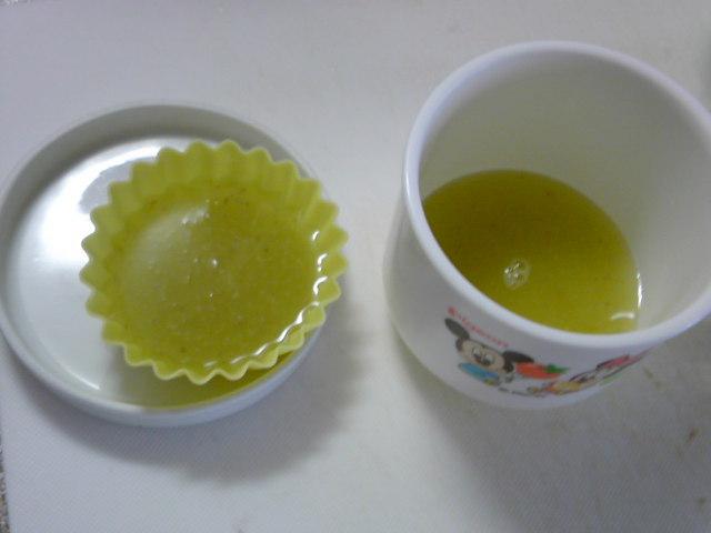 離乳食初期~ 焼きナス