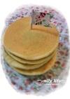 【離乳食完了期】*豆乳パンケーキ*