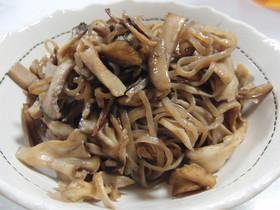 ダイエット☆こんにゃく麺deきのこパスタ