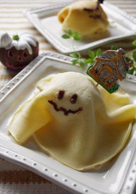 アイスクレープdeハロウィンパーティ♪
