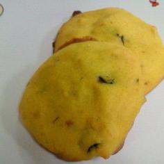 ノンオイルかぼちゃクッキー(ノン牛乳)