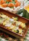太刀魚の香草塩とパン粉のグリル