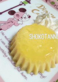 グミで簡単スイーツ☆プチムースケーキ
