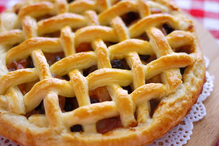 人気 レシピ アップル パイ 【みんなが作ってる】 アップルパイのレシピ