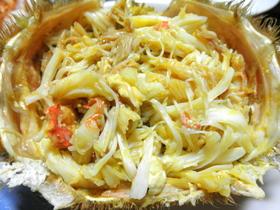 蟹の食べ方(解体の仕方)
