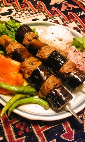 トルコ料理☆パトゥルジャンケバブ