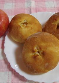 簡単♪りんごパン