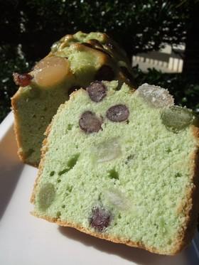 きなこパウンドケーキ(うぐいすきなこ)
