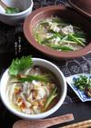 焼売とろり。【白菜の食べる塩味スープ】