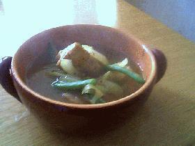 体の芯から温まる、インドネシア風あっさりスープカリー