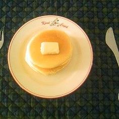 量り不要*ふっくら・さっくりパンケーキ