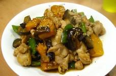 ご飯がすすむ☆鶏肉と野菜のオイスター炒め