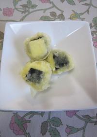 のりクリームチーズ天ぷら