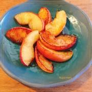 超簡単★フライパンで焼きリンゴの写真