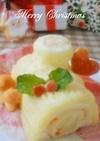 離乳食完了期〜☆ポテトのクリスマスケーキ