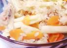 簡単❤マコモダケの炊き込みご飯