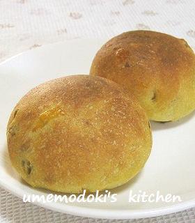 しっとり、ふわふわ~♪干し柿パン