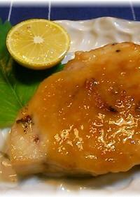 めかじきの味噌焼き