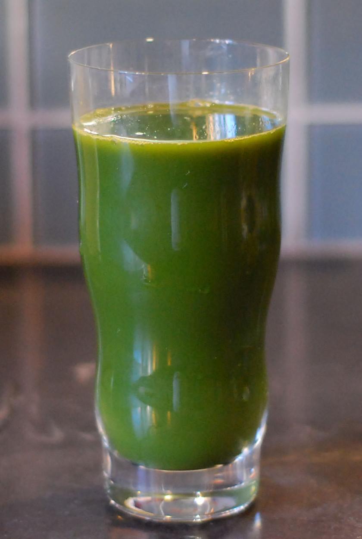 酵素パワー!グリーンジュース
