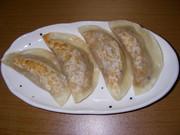 ●餃子の皮で手づかみご飯♪●の写真