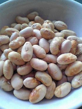 節分で御馴染み煎り大豆