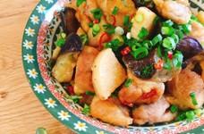 鶏肉の南蛮煮