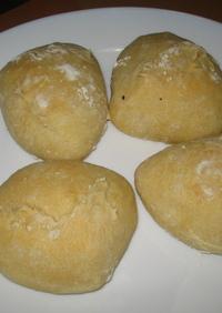 チャバッタ(チャバタ)イタリアの食事パン