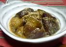 ✿とろ~り茄子の胡麻味噌煮✿