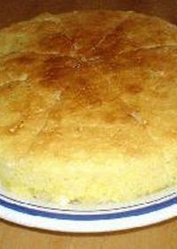 洗物は三つ!簡単カルピス&ヨーグルトケーキ