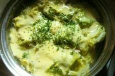 白菜と鶏肉の重ね鍋