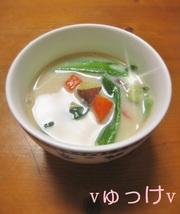 ほっこり★ミルク味噌汁の写真