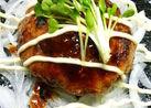 ハンバーグ② 焼き肉風味
