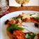 カマンベールチーズ X'masリースピザ