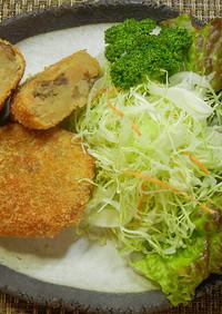 【農家のレシピ】肉じゃがコロッケ