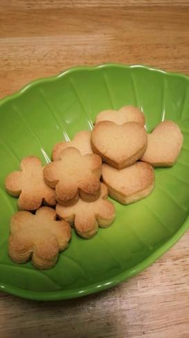 クッキー(プレーン)~簡単~