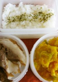 離乳食(カミカミ期)お弁当-③