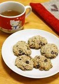 サンタさんのチョコチップクッキー
