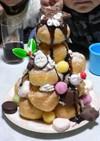 超早アイスケーキ