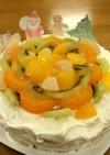 ハッピー☆クリスマス☆ショートケーキ